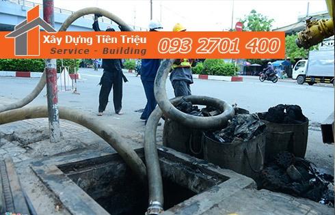 Tìm kiếm địa chỉ nạo vét hố ga cống rãnh Quận 6 uy tín - Tiền Triệu