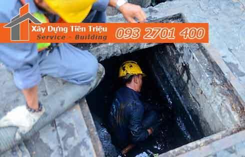 Dịch vụ nạo vét hố ga cống rãnh tại Tây Ninh giá rẻ - Tiền Triệu