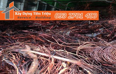 Bảng giá phế liệu đồng đỏ đồng vàng Bà Rịa Vũng Tàu 0938265056