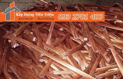 Bảng giá phế liệu đồng đỏ đồng vàng Biên Hòa Đồng Nai 0938265056