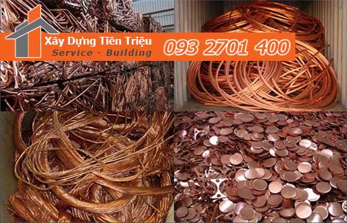 Bảng giá phế liệu đồng đỏ đồng vàng Huyện Cần Giờ 0938265056
