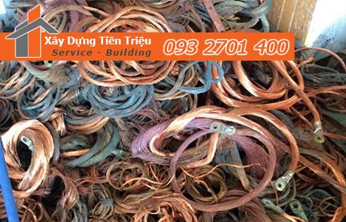 Bảng giá phế liệu đồng đỏ đồng vàng Tây Ninh 0938265056