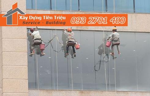 Dịch vụ sơn nhà trọn gói 150m2 hết bao nhiêu tiền - Sơn Nhà Tiền Triệu