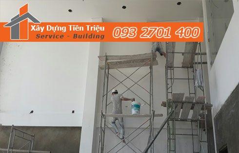 Công ty nào cung cấp dịch vụ sơn nhà tại huyện Củ Chi giá rẻ.