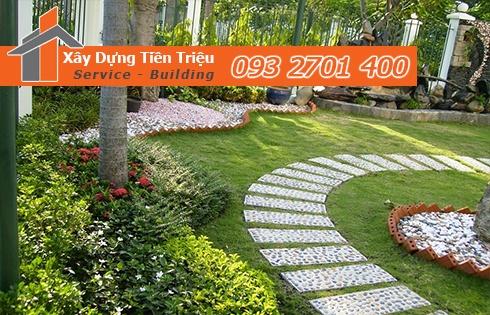 Tìm hiểu bản vẽ biện pháp thi công sân vườn tư vấn thiết kế sân vườn