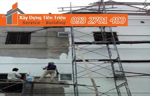 Công ty nhà thầu sơn nhà trọn gói An Giang - Sơn Nhà An Giang