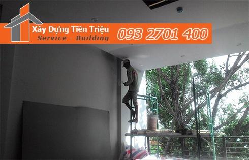 Công ty nhà thầu sơn nhà trọn gói Bình Định - Sơn Nhà Bình Định