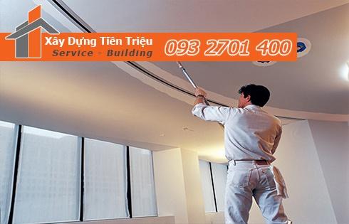 Sơn sửa nhà tại Bình Phước giá rẻ – chuyên nghiệp.