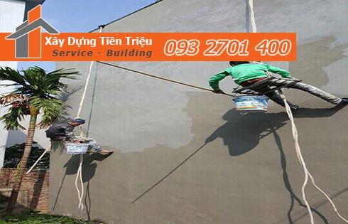 ơn vị công ty dịch vụ sơn nhà tại Bình Thuận giá rẻ