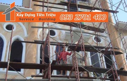 Công ty dịch vụ sơn nhà tại Đà Nẵng giá rẻ.