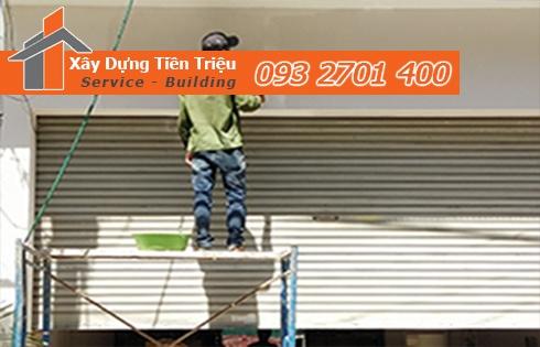 công ty dịch vụ sơn nhà tại Hậu Giang giá rẻ - Tiền Triệu nhé.