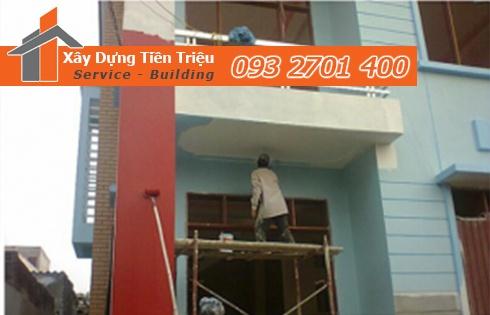 Một số lưu ý khi lựa chọn công ty dịch vụ sơn nhà tại Huyện Hóc Môn giá rẻ.