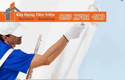 Đơn vị nào chuyên cung cấp dịch vụ sơn nhà tại huyện Nhà Bè giá rẻ.