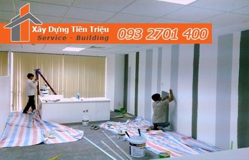 ịch vụ sơn sửa nhà tại Khánh Hòa giá rẻ – chuyên nghiệp