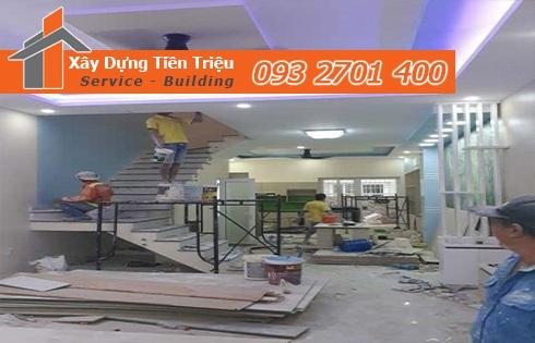 Địa chỉ cung cấp dịch vụ sơn nhà uy tín, giá rẻ tại tỉnh Lâm Đồng.