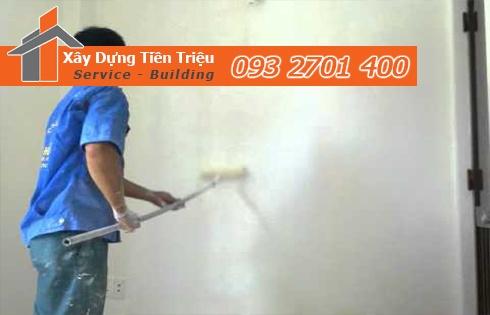 Địa chỉ cung cấp dịch vụ thi công sơn nhà trọn gói Long An chuyên nghiệp.