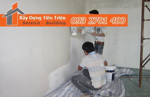 công ty dịch vụ sơn nhà tại Ninh Thuận giá rẻ