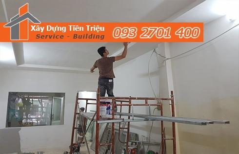 công ty dịch vụ sơn nhà tại Phú Yên giá rẻ, chất lượng.