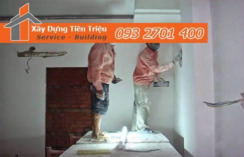 Những ưu điểm của dịch vụ sơn sửa lại nhà cũ tại quận 1.