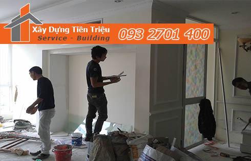 Các công ty dịch vụ sơn nhà tại Quận 10 giá rẻ