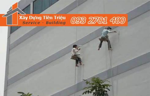 Công ty Tiền Triệu - đơn vị thi công sơn nhà chuyên nghiệpQuận Phú Nhuận.