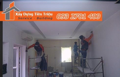 Những lý do bạn nên lựa chọn dịch vụ sơn nhà tại Quảng Ngãi.