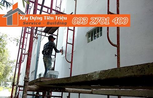 Công ty dịch vụ sơn nhà tại Sóc Trăng giá rẻ - Tiền Triệu