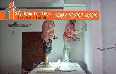 Bảng giá thi công sơn nhà trọn gói và giá nhân công Tây Ninh