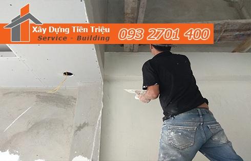 công ty dịch vụ sơn nhà tại Thừa Thiên Huế giá rẻ