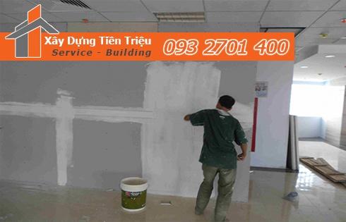 Địa chỉ cung cấp dịch vụ sơn nhà tại Tiền Giang giá rẻ.