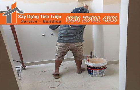 Công ty dịch vụ sơn nhà tại Trà Vinh giá rẻ.