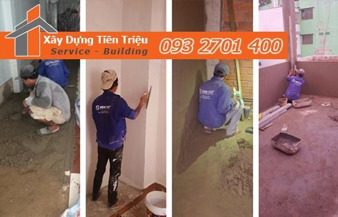 Công ty nhà thầu sơn nhà trọn gói Vũng Tàu - Sơn Nhà Vũng Tàu