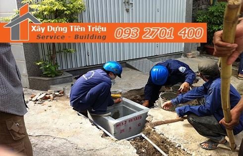 Dịch vụ đấu nối đường ống cống thoát nước - Tiền Triệu 0938265056