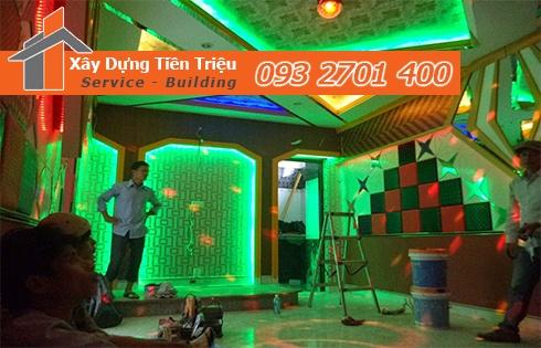 Vậy giá cách âm phòng karaoke bao nhiêu là hợp lý