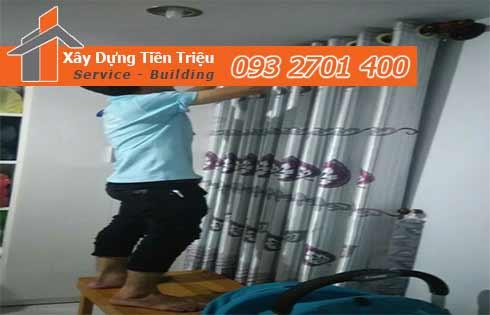 Giặt Rèm Cửa Giá Bao Nhiêu Tiền - Tiền Triệu - 0938265056