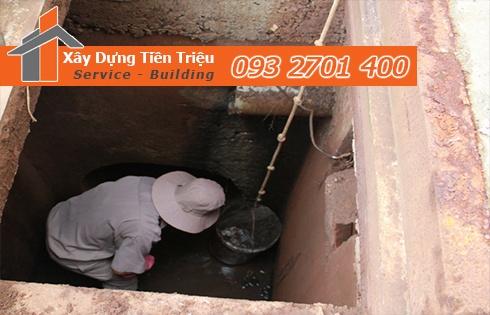 Dịch vụ nạo vét cống rãnh hố ga Quận 11 Tiền Triệu 0938265056