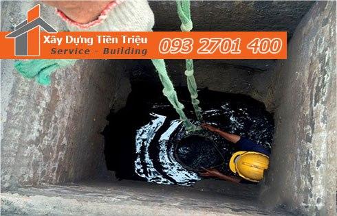 Dịch vụ nạo vét cống rãnh hố ga Quận Phú Nhuận giá rẻ 0938265056