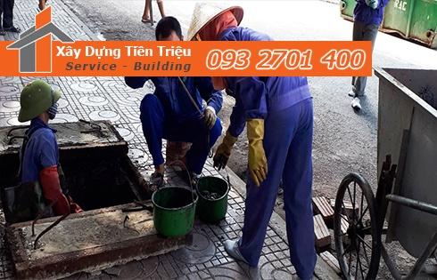 Tiền Triệu xử lý chất thải môi trường cũng đưa ra dịch vụ nạo vét bùn cống giá rẻ Huyện Hóc Môn.