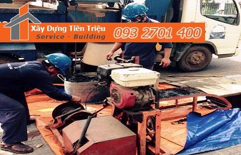 Công ty Tiền Triệu là một công ty hàng đầu trong việc nạo vét cống rãnh Long An.