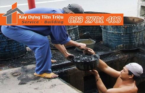 Đơn vị cung cấp dịch vụ nạo vét hố ga cống rãnh ở Tiền Giang uy tín nhất, chất lượng.