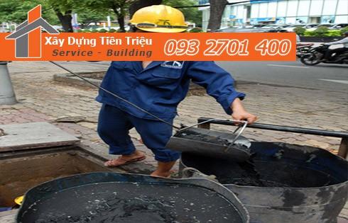 dịch vụ nạo vét bùn cống giá rẻ Vũng Tàu nên công ty Tiền Triệu
