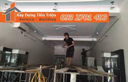 Qúy Khách Hàng Cần Tư Vấn Thiết Kế Thi Công Trần Thạch Cao Quận 3 Gọi 0938265056.