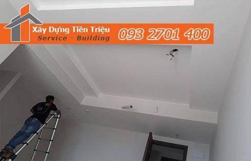 Tiền Triệu Chuyên Nhận Thi Công Vách Trần Tạch Cao Với Gía Rẻ Nhất Quận Tân Phú.