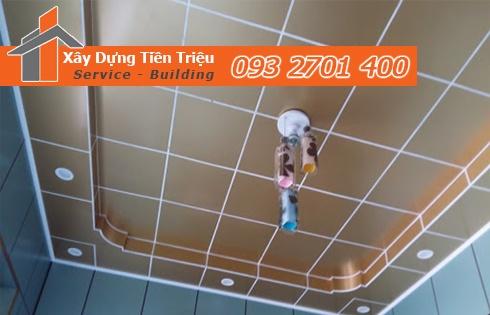 Đóng la phông alu Quảng Ngãi giá rẻ gọi tư vấn 0938265056
