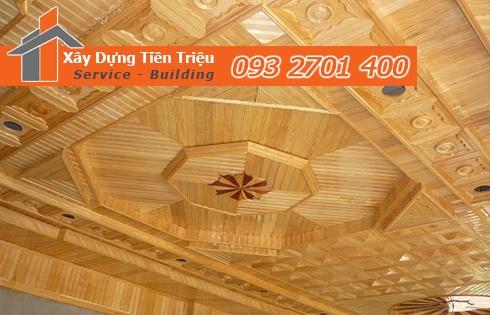 Dịch vụ đóng la phông bằng gỗ Quảng Ngãi uy tín chuyên nghiệp.