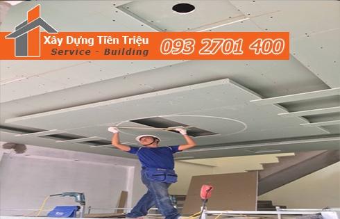 Đóng la phông bằng thạch cao Quảng Ngãi gọi tư vấn 0938265056