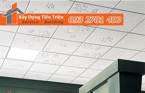 Đóng la phông nhựa bao nhiêu tiền Quảng Ngãi 0938265056