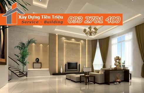 Dịch vụ đóng la phông phòng khách Quảng Ngãi giá rẻ uy tín chuyên nghiệp.