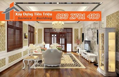 Dịch vụ đóng la phông phòng khách Quảng Ngãi tư vấn 0938265056