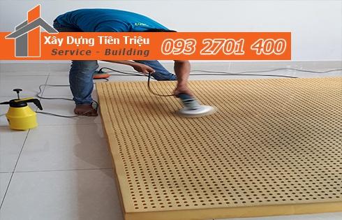 Giặt nệm sofa lò xo Kymdan tại nhà Quận 8 diệt khuẩn 0938265056
